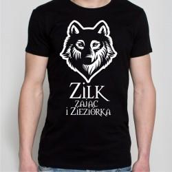 koszulka czarna zilk