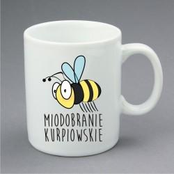 kubek Miodobranie