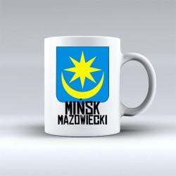 kubek Mińsk Mazowiecki herb