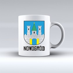 kubek Nowogród herb