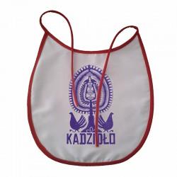 śliniak Kadzidło wycinanka