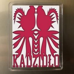 magnes kadzidło koguty czerwone