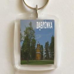 brelok Dąbrówka kościół