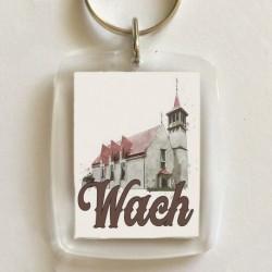 brelok kościół Wach
