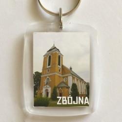 brelok kościół Zbójna (2)