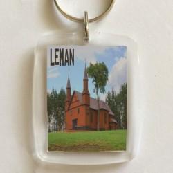 brelok Leman kościół