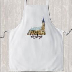 fartuch kościół Rozogi