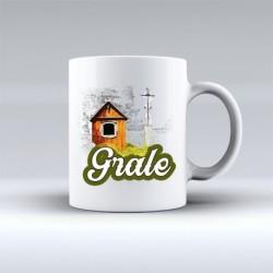 kubek Grale akwarela