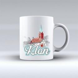 kubek kościół Klon