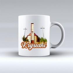 kubek kościół Krysiaki