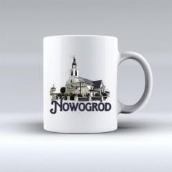 kubek kościół Nowogród