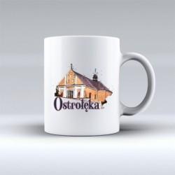 kubek kościół Ostrołęka