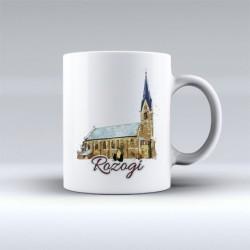 kubek kościół Rozogi
