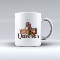 kubek Ostrołęka kościół zbawiciela świata