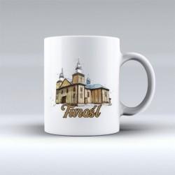 kubek Turośl kościół