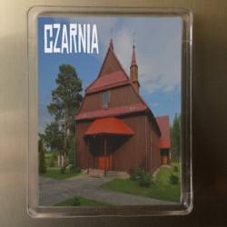 magnes Czarnia kościół (front)
