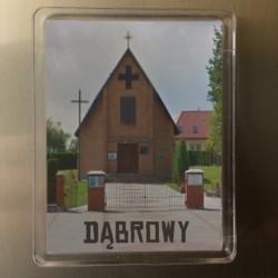 magnes kościół Dąbrowy