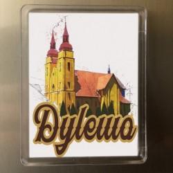 magnes kościół Dylewo