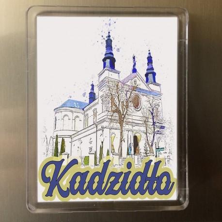 magnes kościół Kadzidło