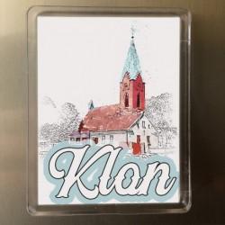 magnes kościół Klon