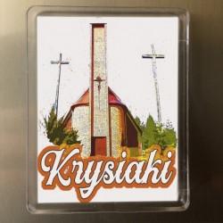 magnes kościół Krysiaki