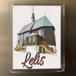 magnes kościół Lelis