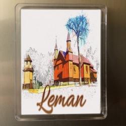 magnes kościół Leman
