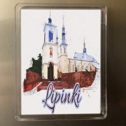 magnes kościół Lipinki
