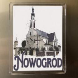 magnes kościół Nowogród