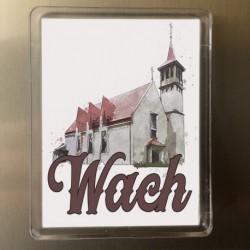 magnes kościół Wach