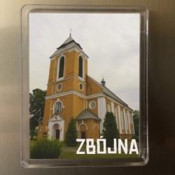 magnes kościół Zbójna