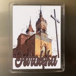 magnes Ostrołęka kościół św Wojciecha