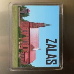 magnes Zalas kościół
