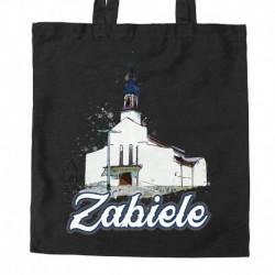 torba kościół Zabiele