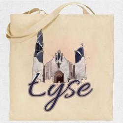 torba kościół Łyse