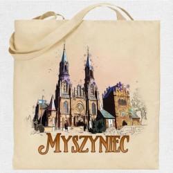 torba kościół Myszyniec