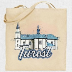 torba kościół Turośl