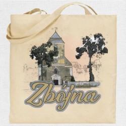torba Zbójna kościół akwarele