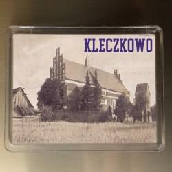 magnes Kleczkowo stara fotografia