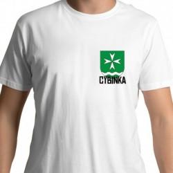 koszulka - herb Cybinka