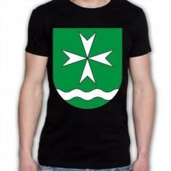 koszulka czarna Cybinka