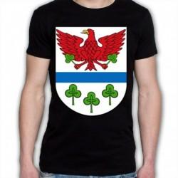 koszulka czarna gmina Deszczno