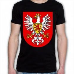 koszulka czarna Kargowa