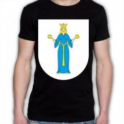 koszulka czarna Lubniewic