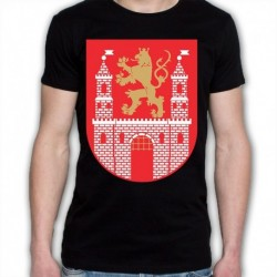 koszulka czarna Lubsko