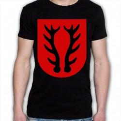 koszulka czarna Szlichtyngowo