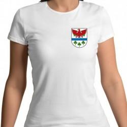 koszulka damska - gmina Deszczno