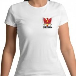 koszulka damska - herb Drezdenek