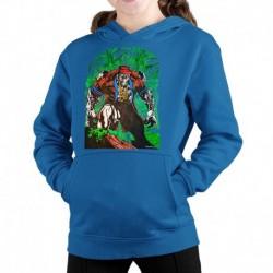 bluza z kapturem KD-N sKURPieni Wyrak