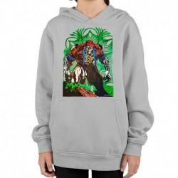 bluza z kapturem KD-SZ sKURPieni Wyrak